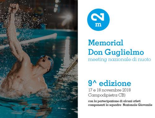 9° Don Guglielmo – meeting nazionale di nuoto