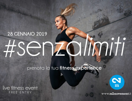 #senzalimiti LIVE FITNESS EVENT