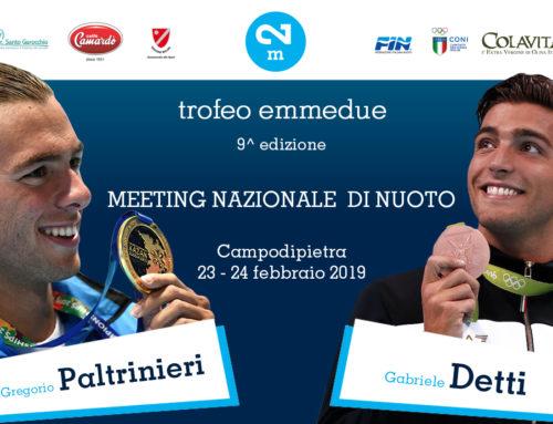 9^ edizione Trofeo emmedue – meeting nazionale di nuoto