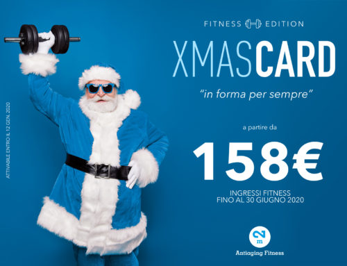 Xmas Card – Fitness Edition