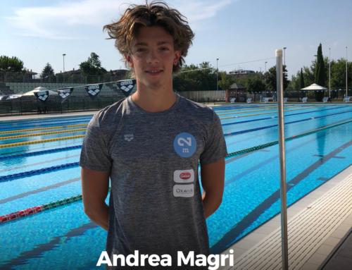 NUOTO: ANDREA MAGRI (M2) Campione Italiano junior 200 stile libero.