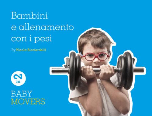 Bambini e allenamento con i pesi